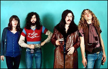 Led Zeppelin Schlagzeuger